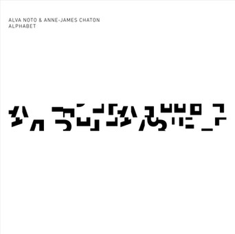 NOTON | Alva Noto & Anne-James Chaton - ALPHABET, LP