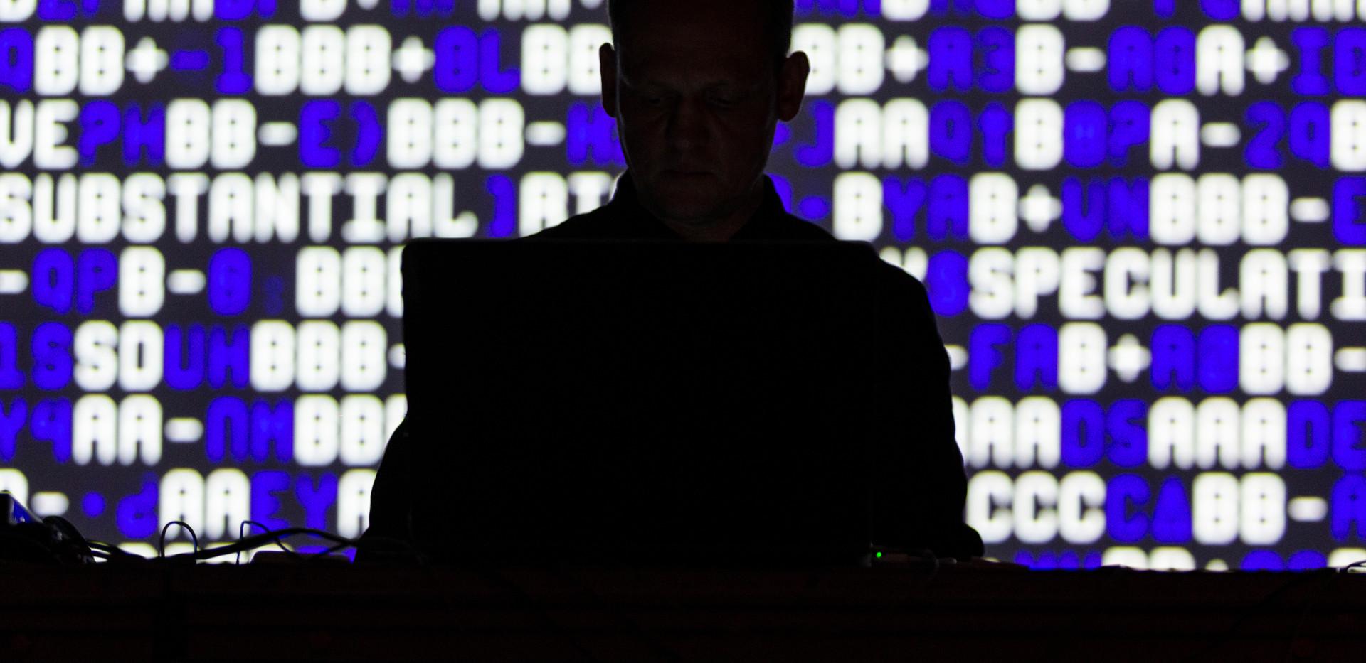 alva noto anne-james chaton alphabet live caixa forum
