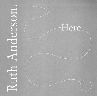 Arc Light Editions | Ruth Anderson - Here, LP