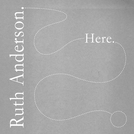"""Arc Light Editions Ruth Anderson """"Here"""" LP"""
