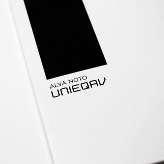 NOTON | Alva Noto - UNIEQAV, LP