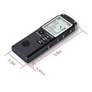 Voice Recorder USB Professional Dictaphone Digital Audio Voice Recorder With WAV