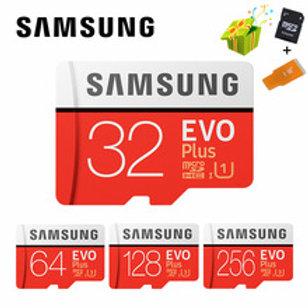 SAMSUNG Micro- SD Card 128GB 64GB 32GB 16GB 8GB