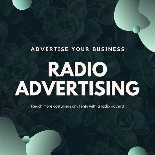 Essential Radio Advert (12-Weeks)