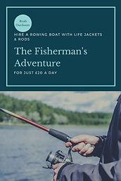 Fishing Boat & Rod Hire