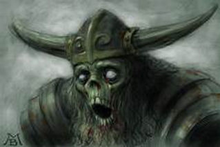 The Draugr | The Real Walking Dead