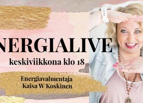 Energeettinen tunnekaruselli / EnergiaLive 11/2019