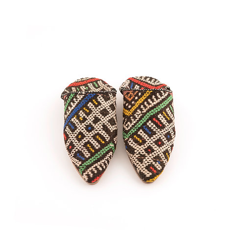 Tappeto 5 - Pointed Babouche Slippers