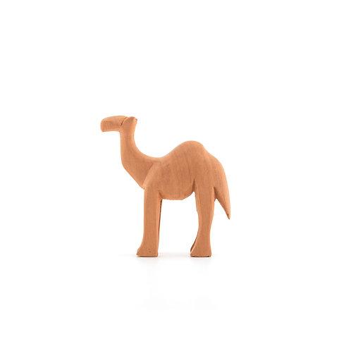 Cammello - Wooden Camel Figurine