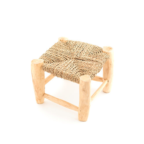 Sgabellino - Small traditional wooden stool