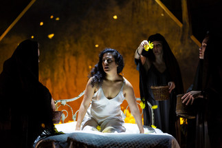 Nadine Malouf as YERMA