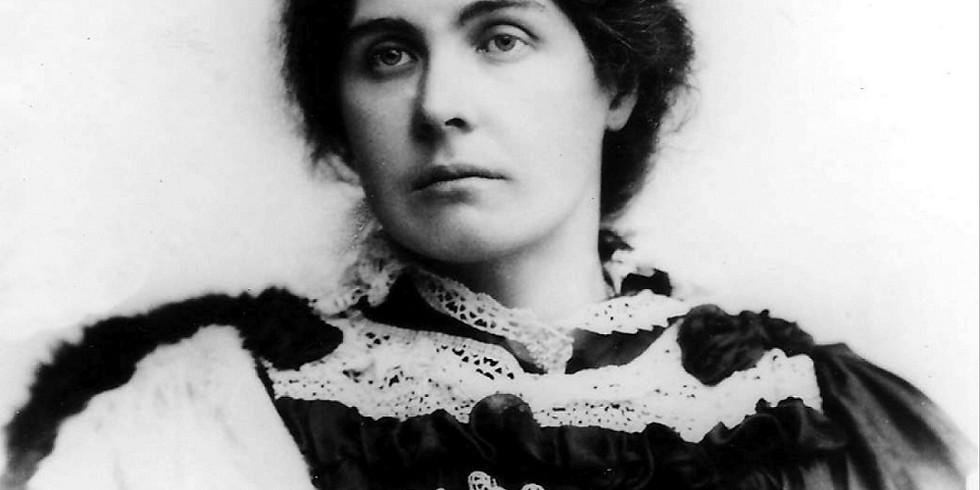 Mrs Oscar Wilde