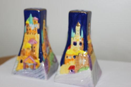 Saleiro do artista Emanuel ceramica
