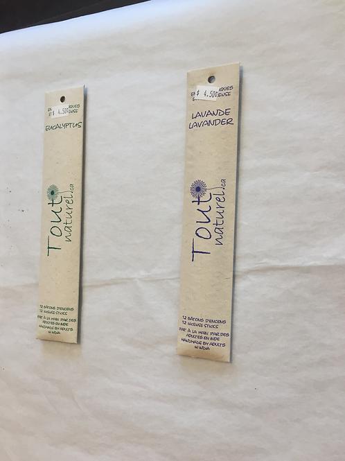 Encens tout naturel Eucaliptus
