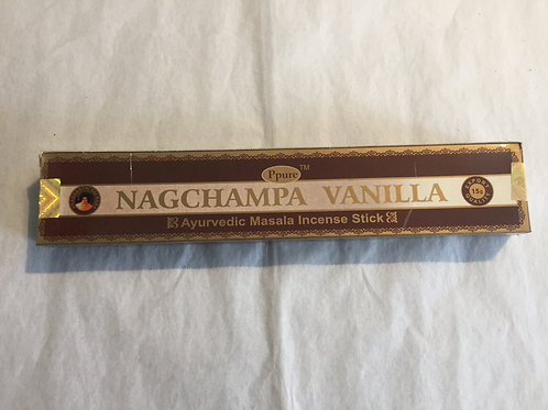 Nag Champa Vanille