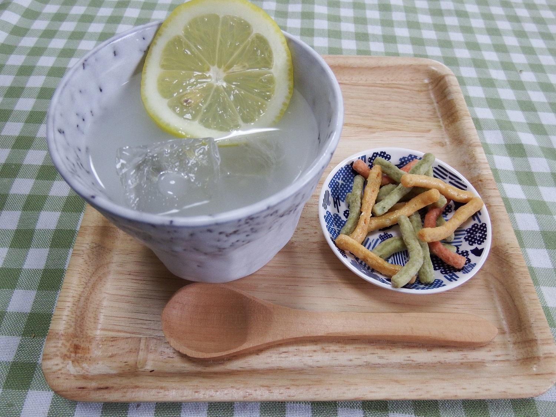 米糀のice甘酒レモン