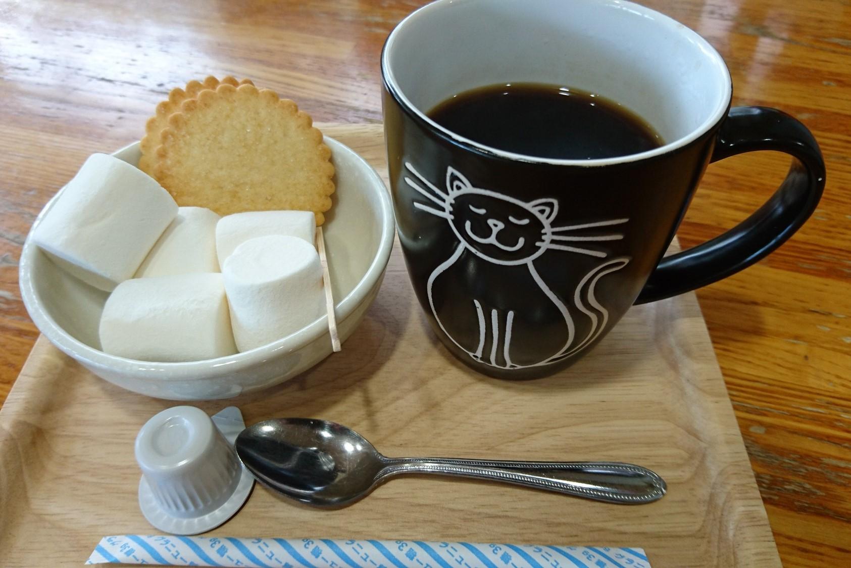 マシュマロ コーヒー