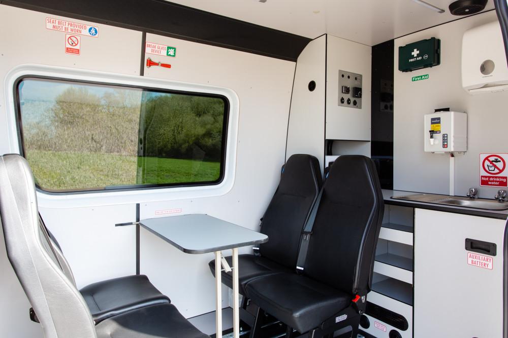 Welfare Van Hire | NVP Vehicle Rentals