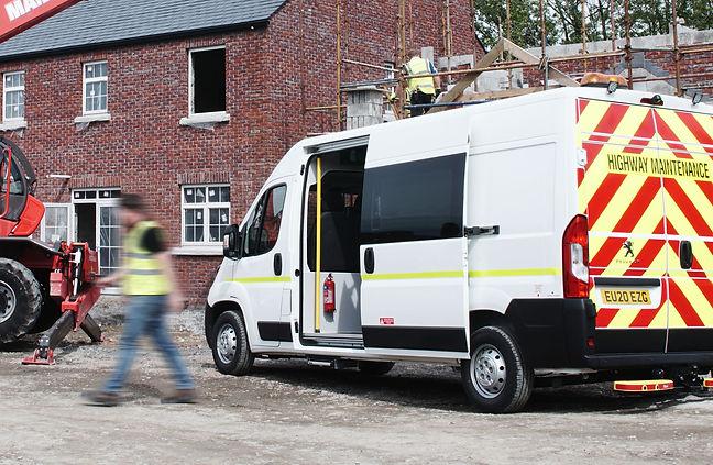 Welfare Van Hire in Stoke on Trent