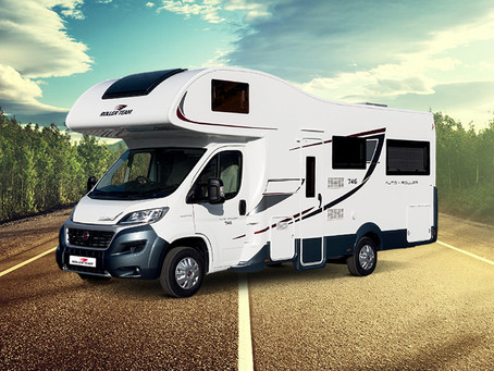 Motor Homes for Hire!