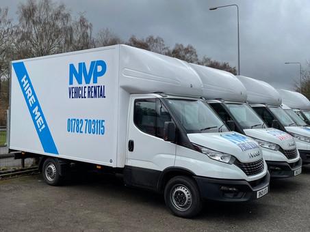New Vans you say?