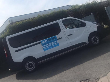 Mini Bus for Hire!