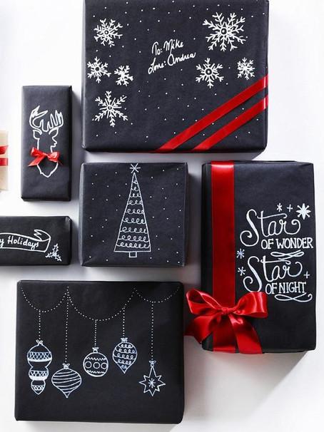 Kreative Verpackungsideen für deine Weihnachtsgeschenke