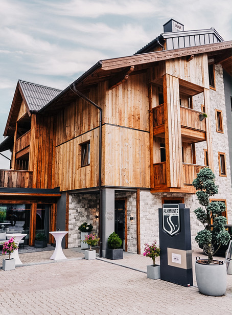 Almmonte Sensum Suites