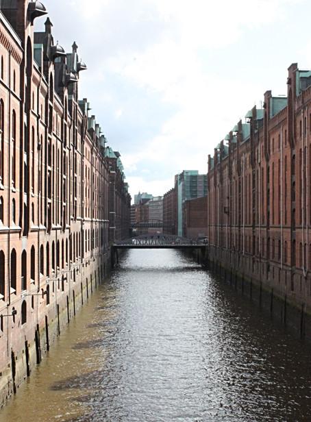weekend getaway: Hamburg