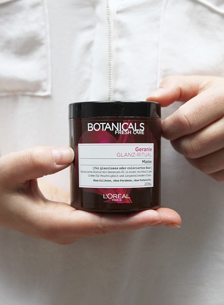 #findyourbetternature   L'Oréal Botanicals Fresh Care