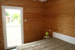 Chalet HQE 45 m² Chambre