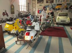 Musée Vespa
