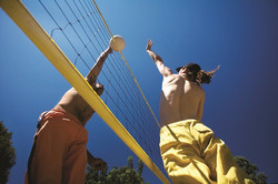 Volley Ball Camping Langeac