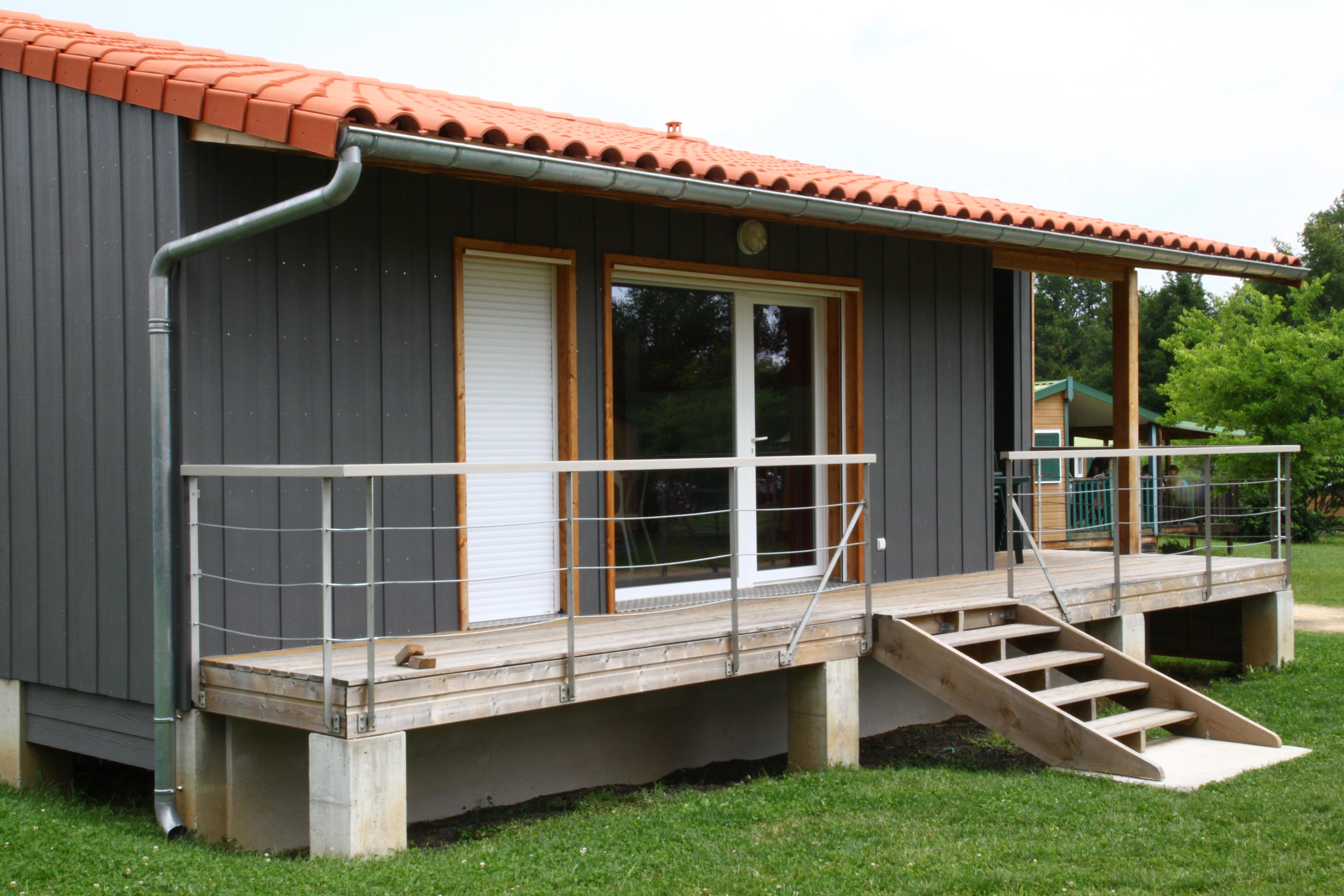 Chalet HQE 45 m²