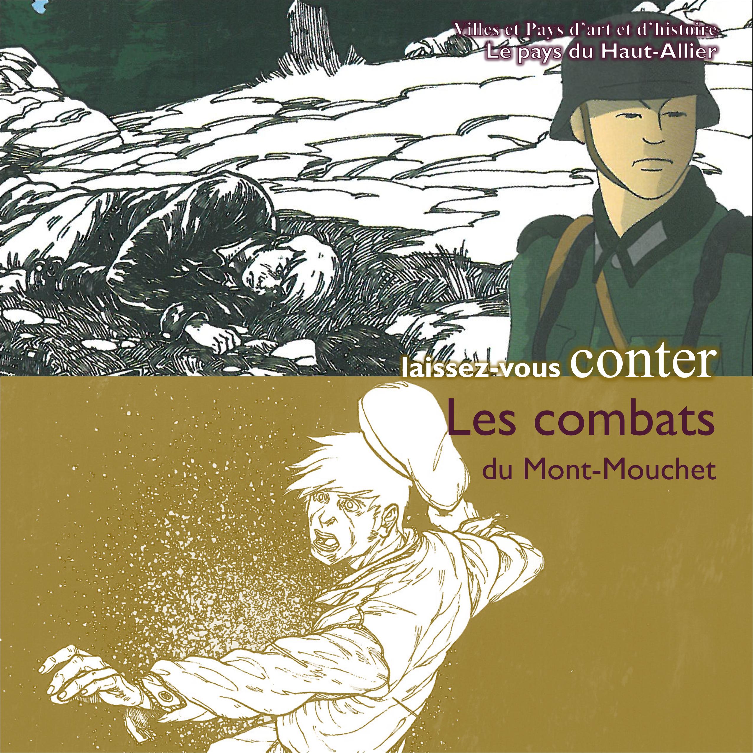Les combats du Mont-Mouchet