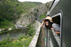 Train Touristique Gorges Allier