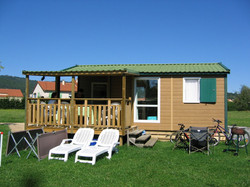 Mobil-home 30 m²