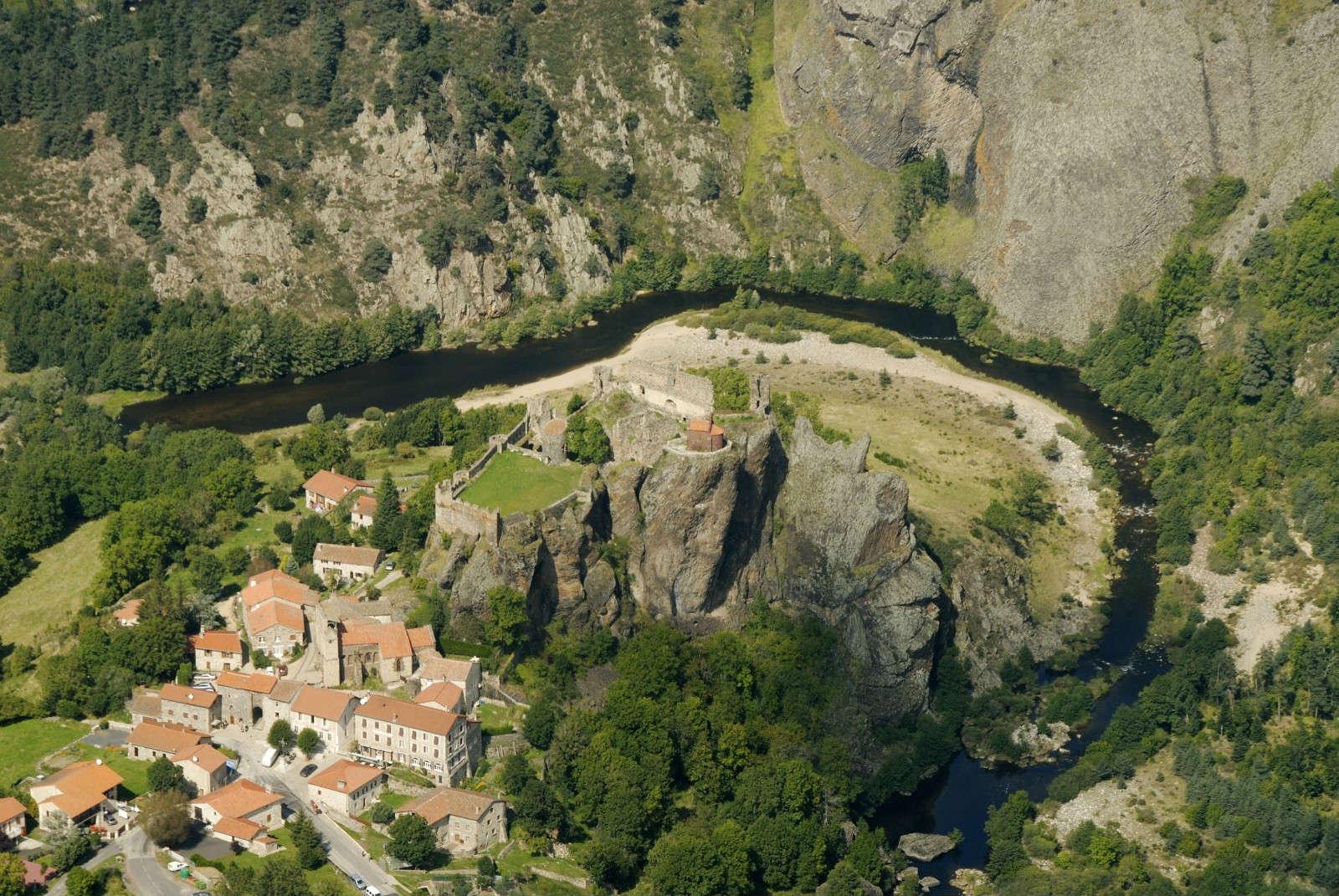 Château d'Arlempdes