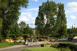 Camping Langeac Auvergne Canoë