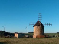 Moulins d'Ally