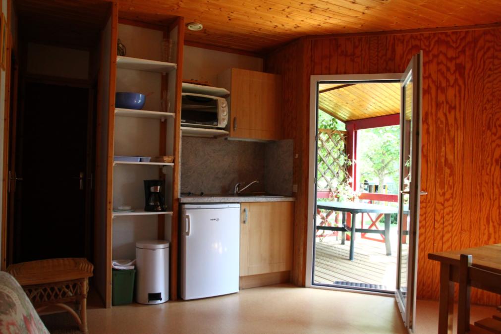 Chalet 35 m²