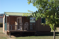 Mobil-home 35 m²