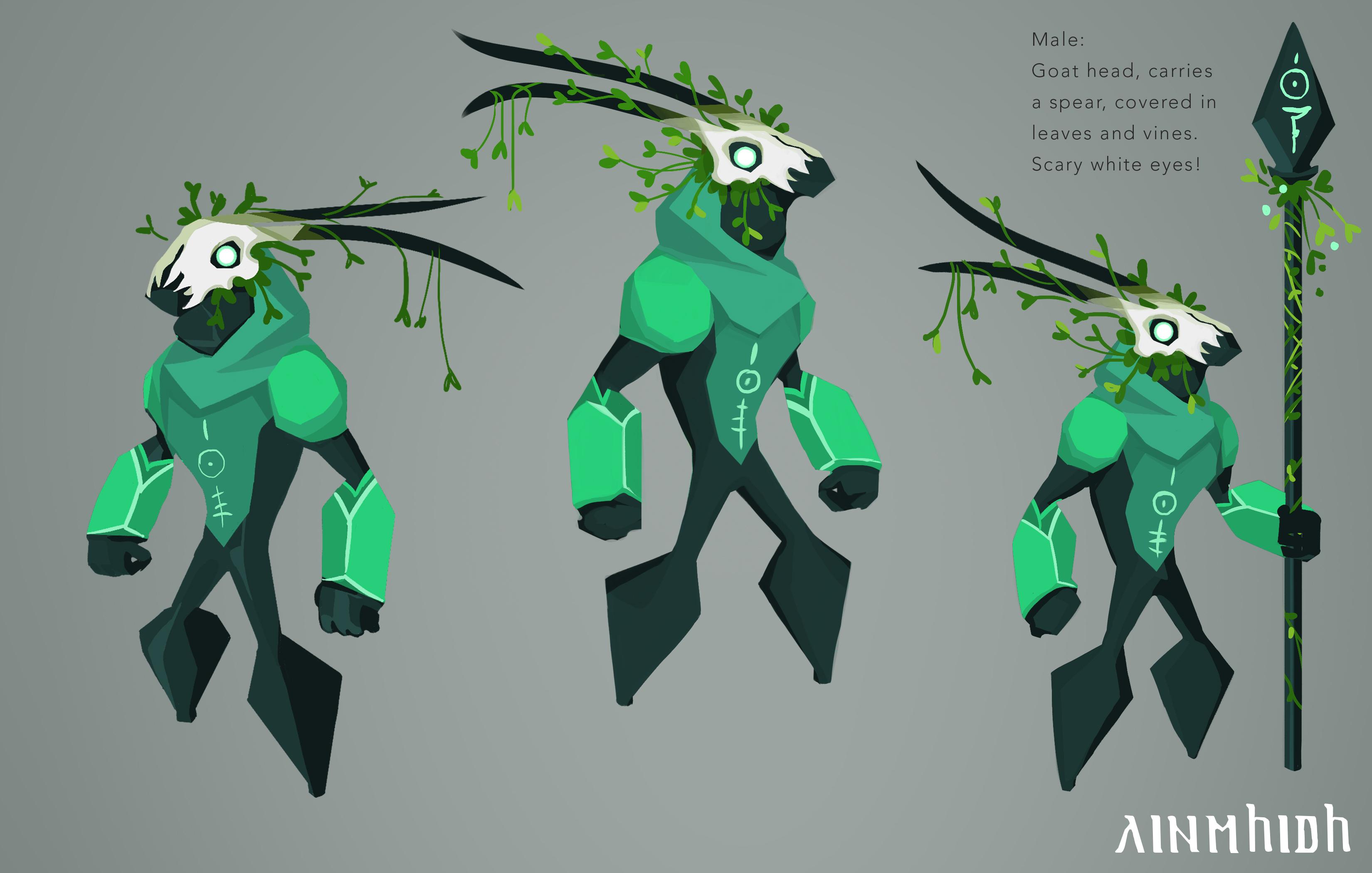 Final Character Design