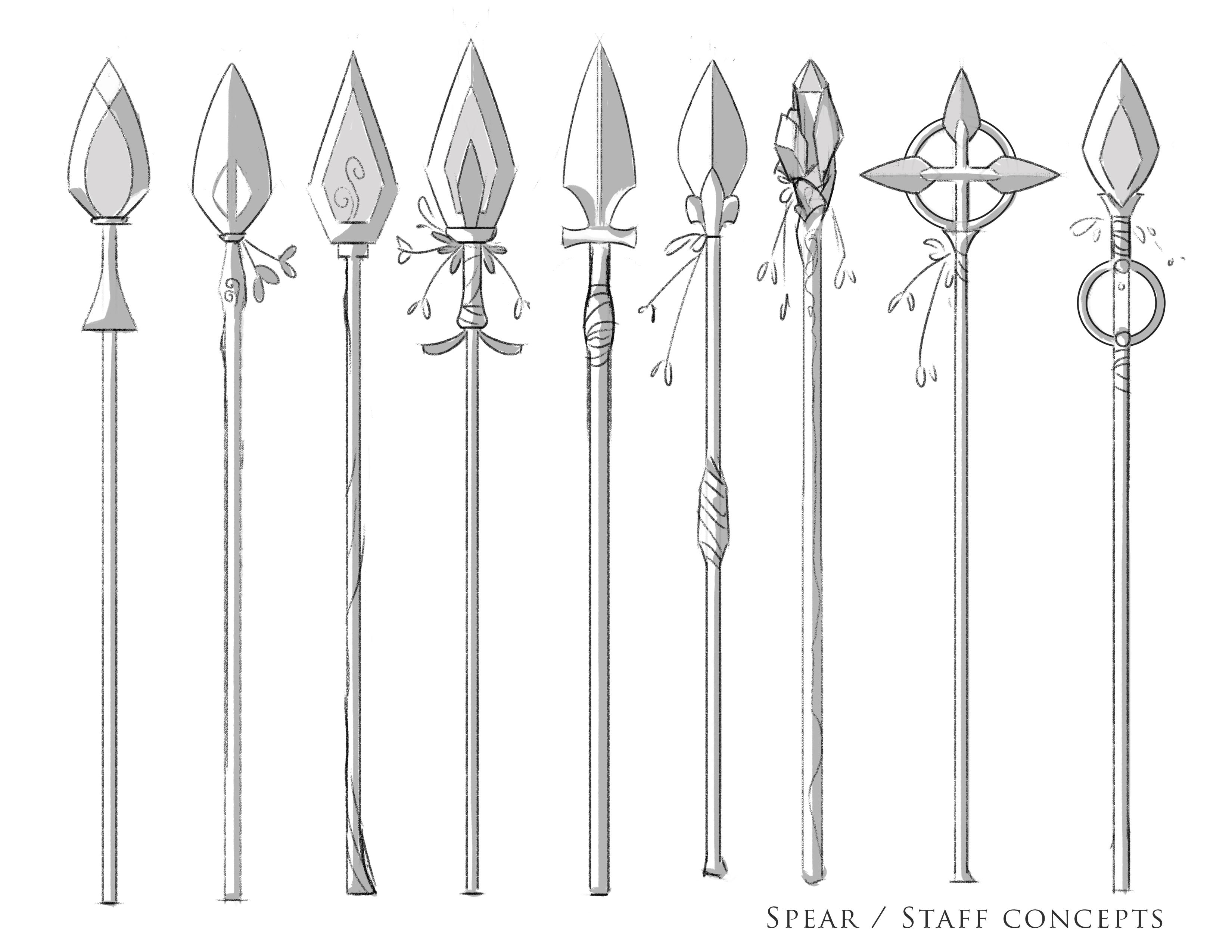 Spear Concept Design