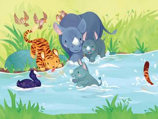 Babies in the Wild