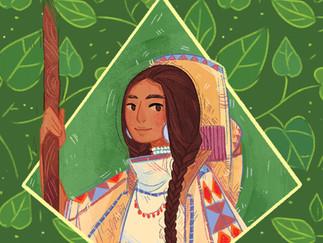 Sacagawea - Never Too Young!