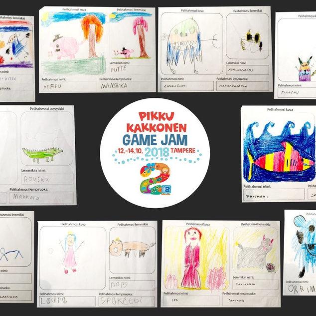 children's concept artwork