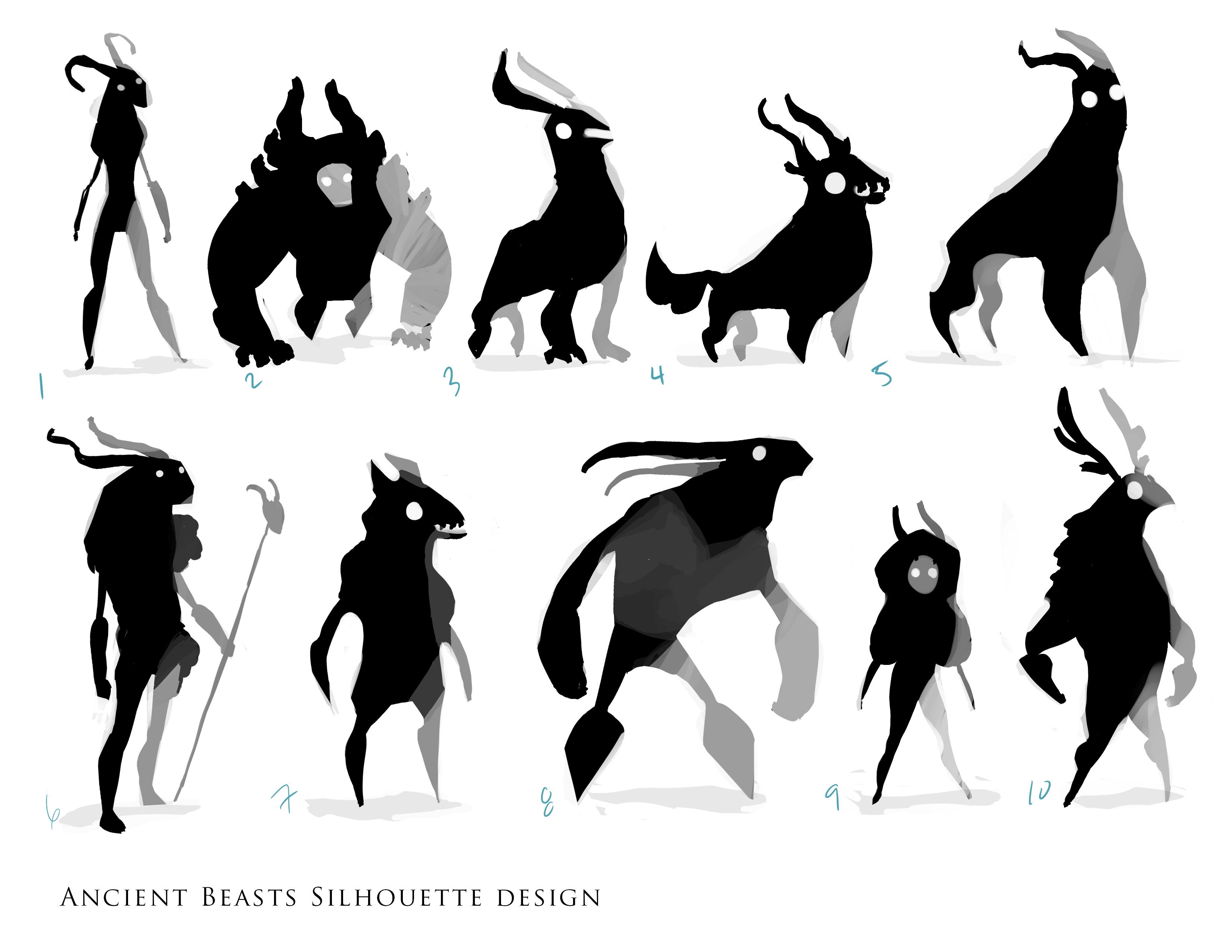 Initial Beast Design