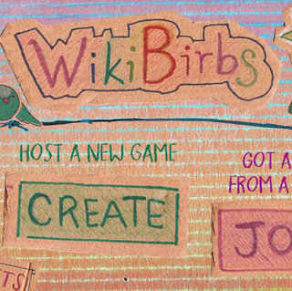 game start screen