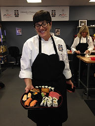 Advance Sushi Making Class